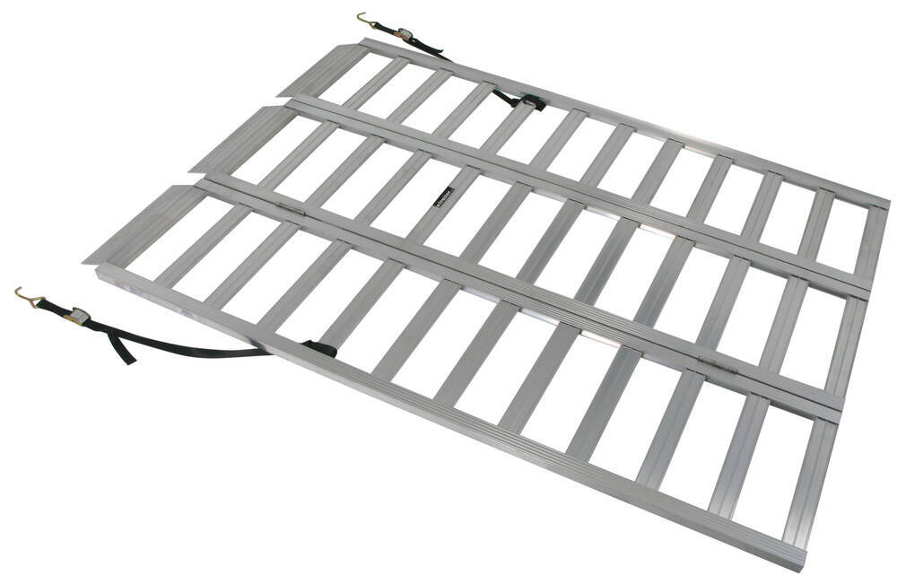 Highland Tri Fold Aluminum Loading Ramp 54 Quot Wide X 77