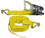 "Highland Secure-It Anti-Theft Tie-Down Strap w/ Ratchet - 27' x 2"" - 10,000 lbs - Qty 1"