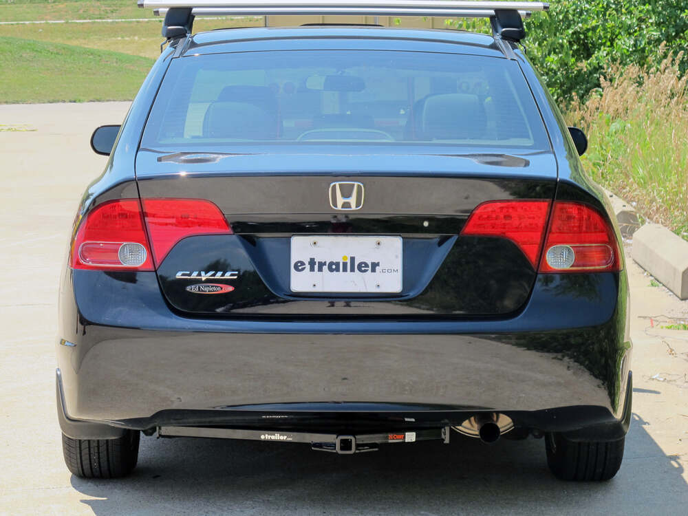 Honda Civic Trailer Hitch Pictures