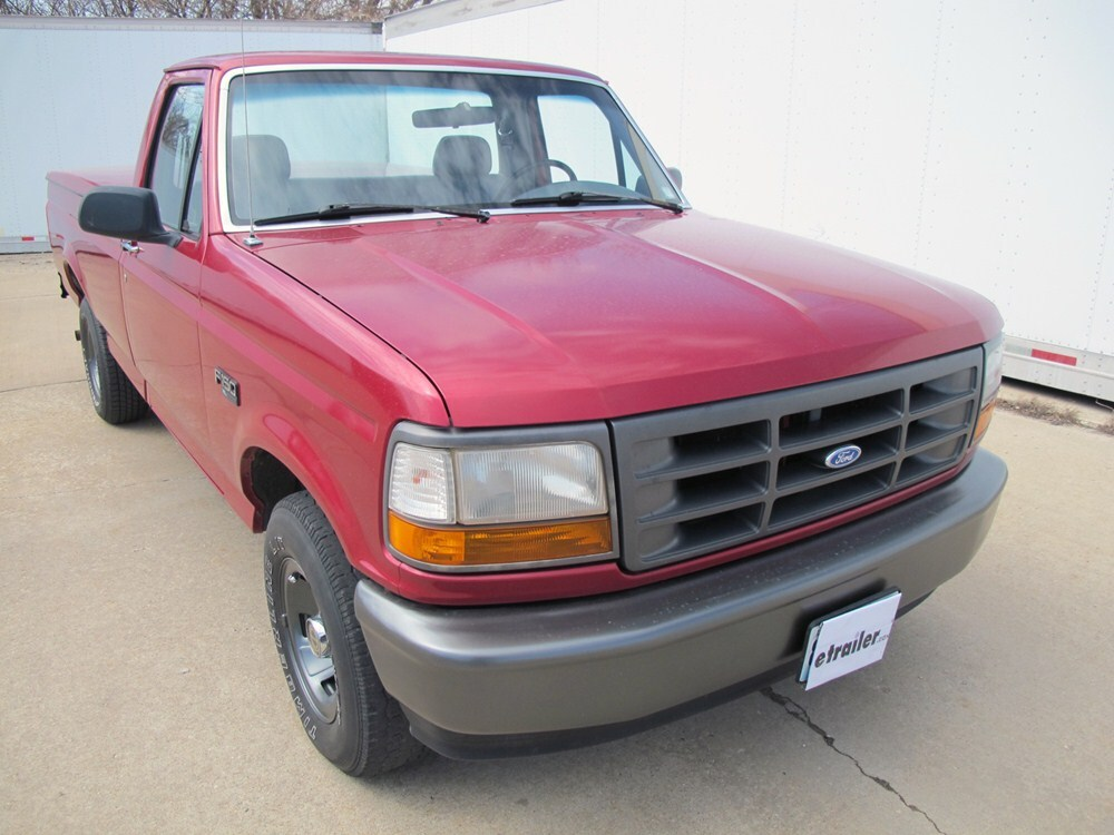 1993 ford f250 2wd supercab xlt towing specs. Black Bedroom Furniture Sets. Home Design Ideas