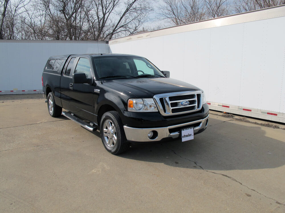 custom towing mirrors for 2008 ford f 150 cipa 11801. Black Bedroom Furniture Sets. Home Design Ideas