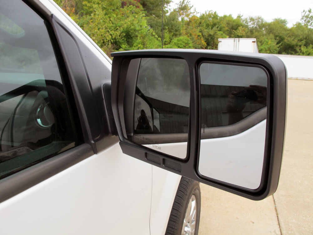 custom towing mirrors by cipa for 2013 f 150 11802. Black Bedroom Furniture Sets. Home Design Ideas