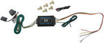 Circuit Protected Taillight Converter with 4-Pole Hardwire Kit (Includes Testers)