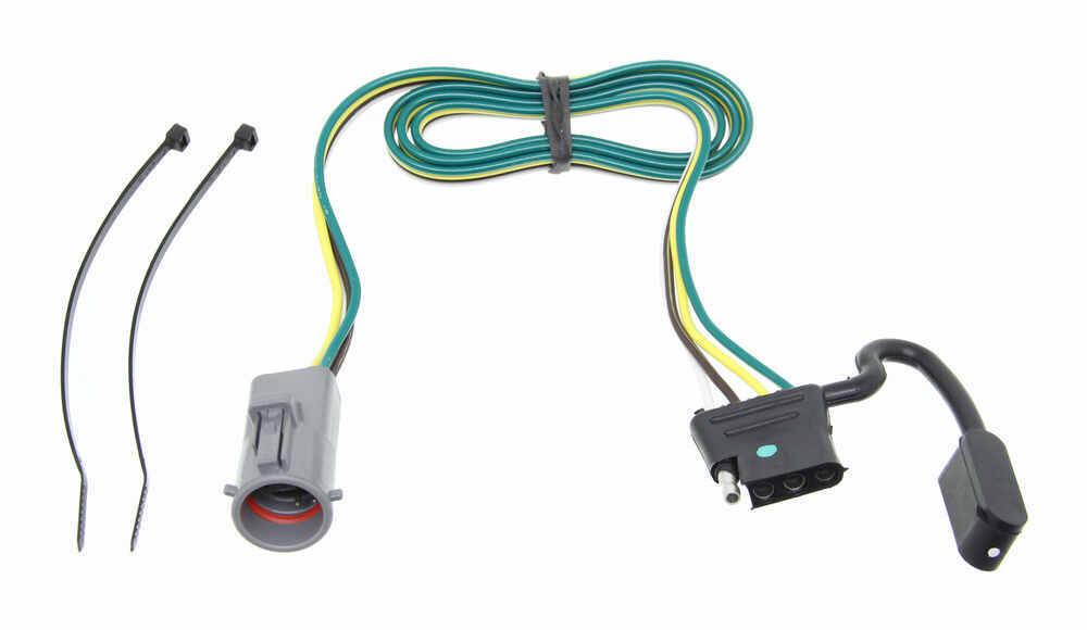 Ford ranger trailer wiring harness