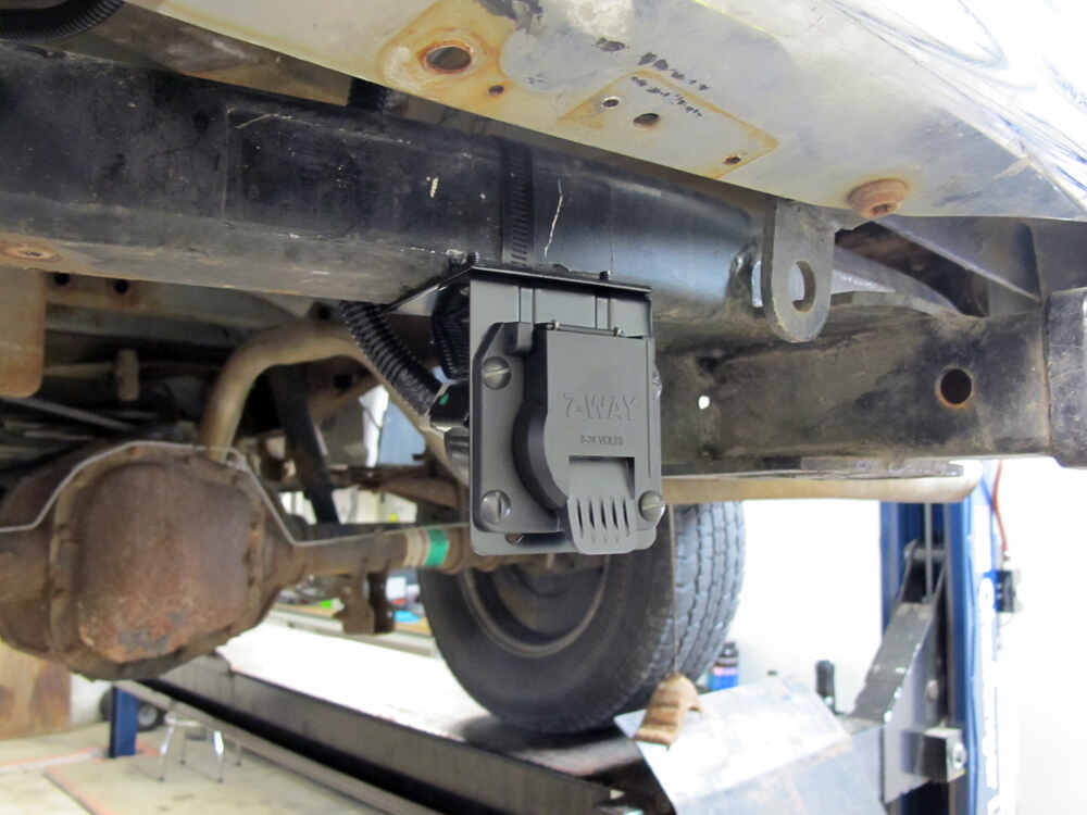 ford f 150 trailer hitch wiring diagram images ford replacement oem tow package wiring harness 7 way tow ready