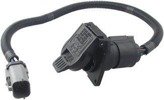 118243_c1 standard trailer plug wiring diagram 6 pin plug diagram wiring Ford Super Duty Trailer Wiring at nearapp.co