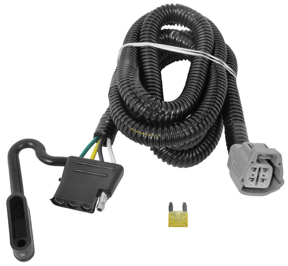 Trailer Wiring Harness For Toyota Land Cruiser : Land cruiser hitch wiring free engine image for
