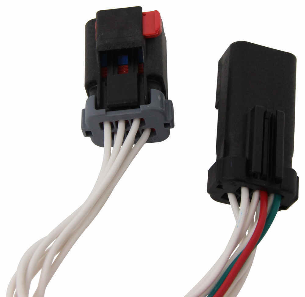 tow ready custom fit vehicle wiring for chrysler pacifica 2004 118303