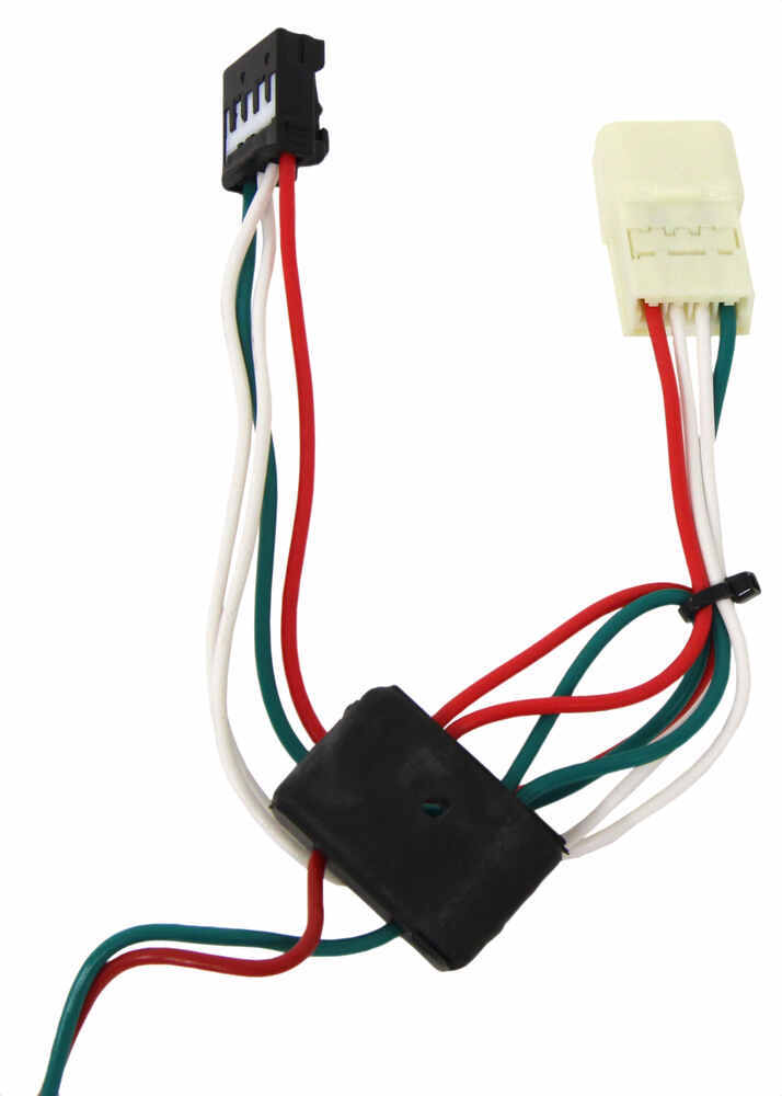 2005 Toyota Sienna Trailer Wiring Harness : Tow ready custom fit vehicle wiring for toyota sienna