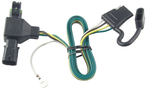 1985 C/K Series Pickup by GMC Custom Fit Vehicle Wiring Tow Ready 118312