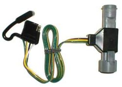 Tow Ready 1995 Ford F-150 Custom Fit Vehicle Wiring