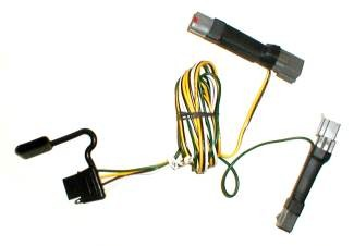 Custom Fit Vehicle Wiring Tow Ready 118326