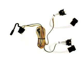 Custom Fit Vehicle Wiring Tow Ready 118344