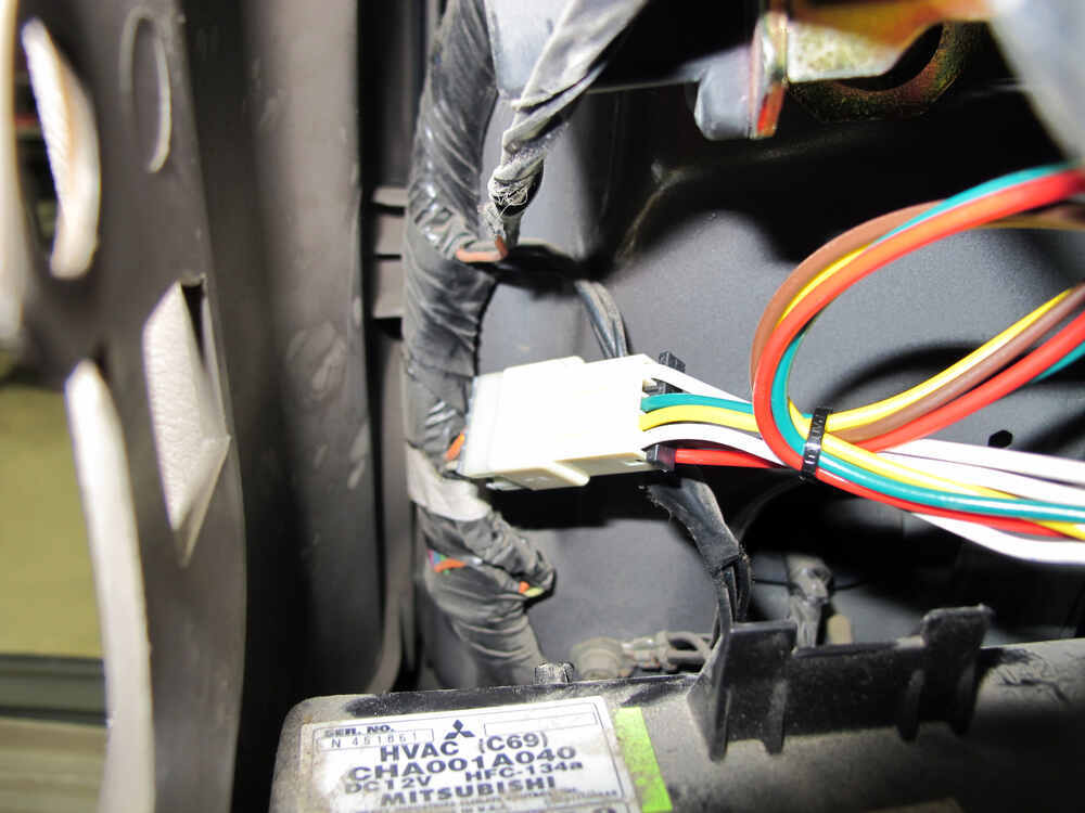 Custom Fit Vehicle Wiring For 2002 Chevrolet Venture