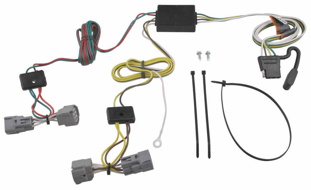 Custom Fit Vehicle Wiring for 1998 Dodge Intrepid - Tow ...