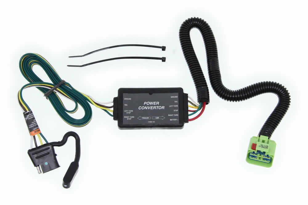 Tow Ready Custom Fit Vehicle Wiring For Jeep Grand