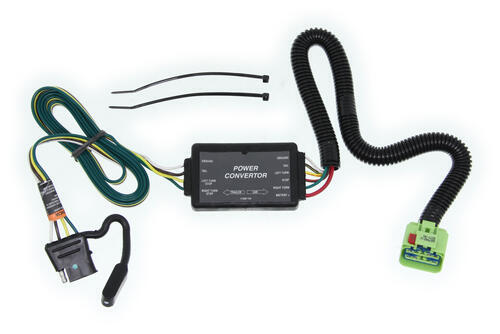 Wiring Harness For 2004 Jeep Grand Cherokee : Tow ready custom fit vehicle wiring for jeep grand