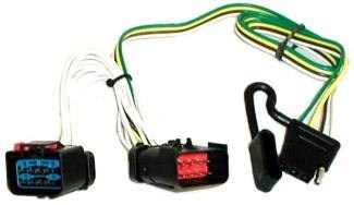Custom Fit Vehicle Wiring Tow Ready 118381