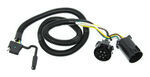 Tow Ready 2002 Chevrolet TrailBlazer Custom Fit Vehicle Wiring