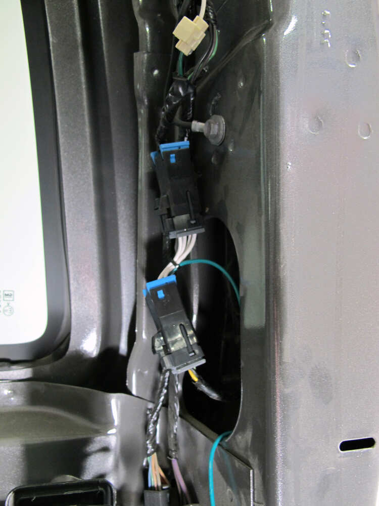 Custom Fit Vehicle Wiring By Tow Ready For 2013 Express