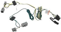 Tow Ready 2006 Ford Freestyle Custom Fit Vehicle Wiring