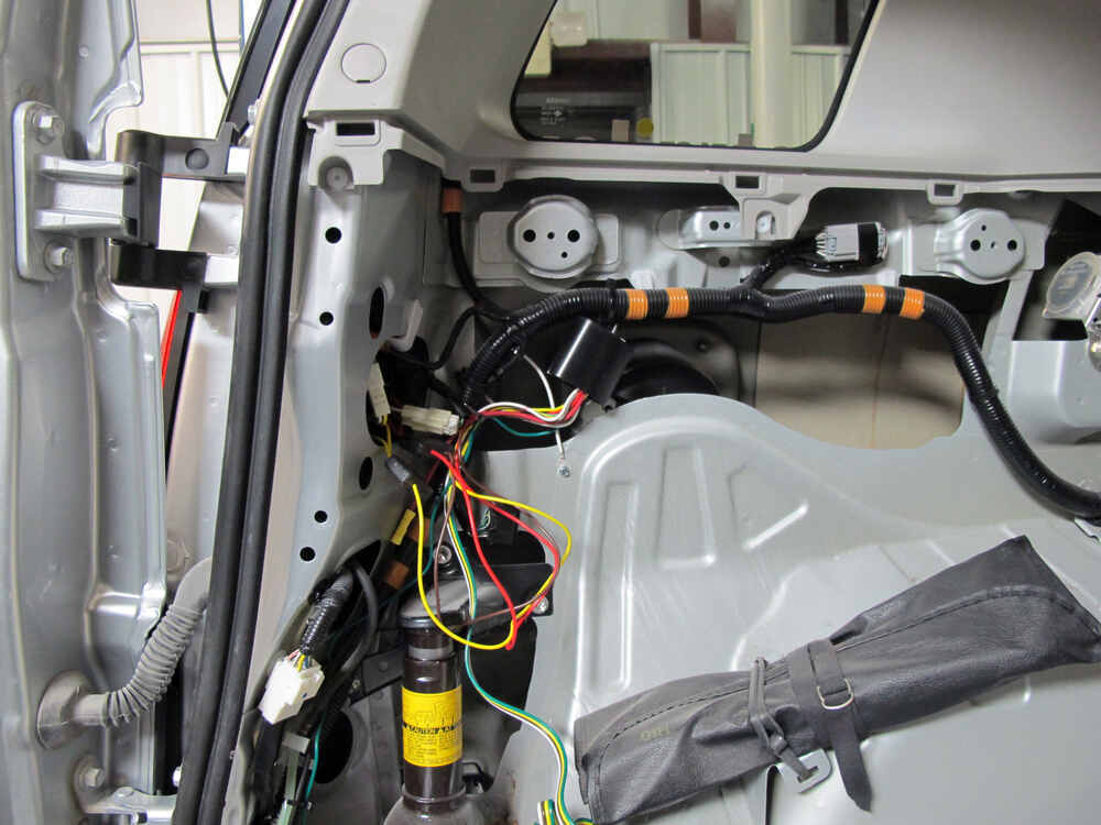 similiar toyota fj cruiser trailer wiring harness keywords tow ready custom fit vehicle wiring for the 2008 fj cruiser by toyota