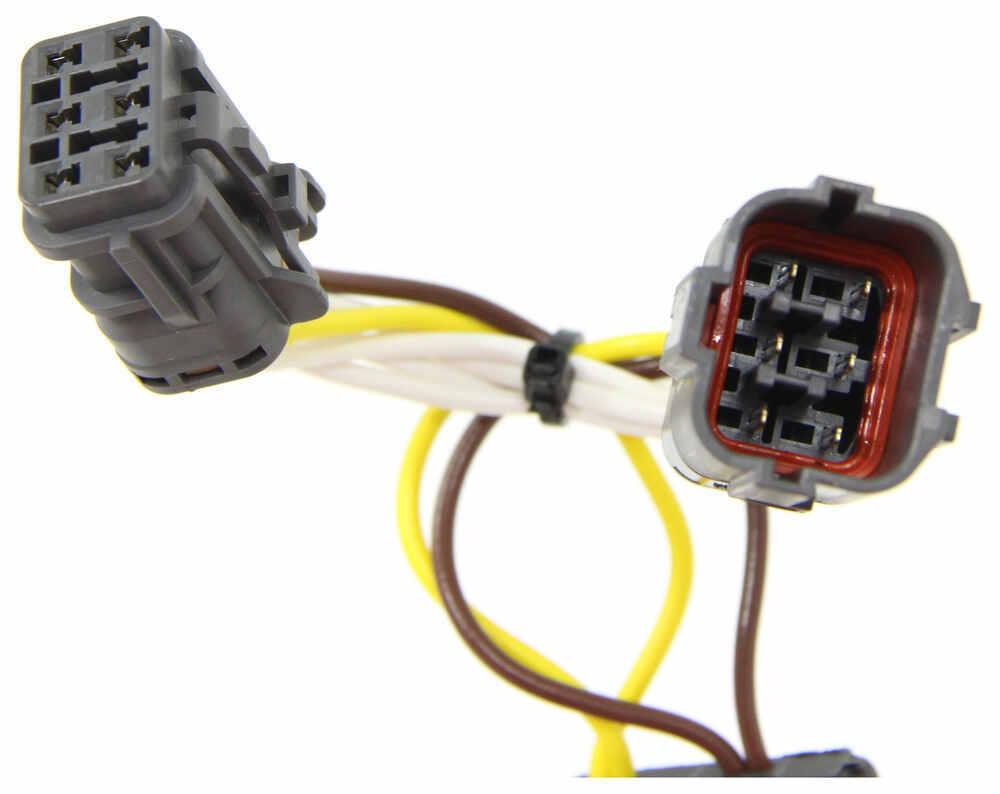Kia Wiring Harness Recall : Kia sedona trailer wiring harness interior