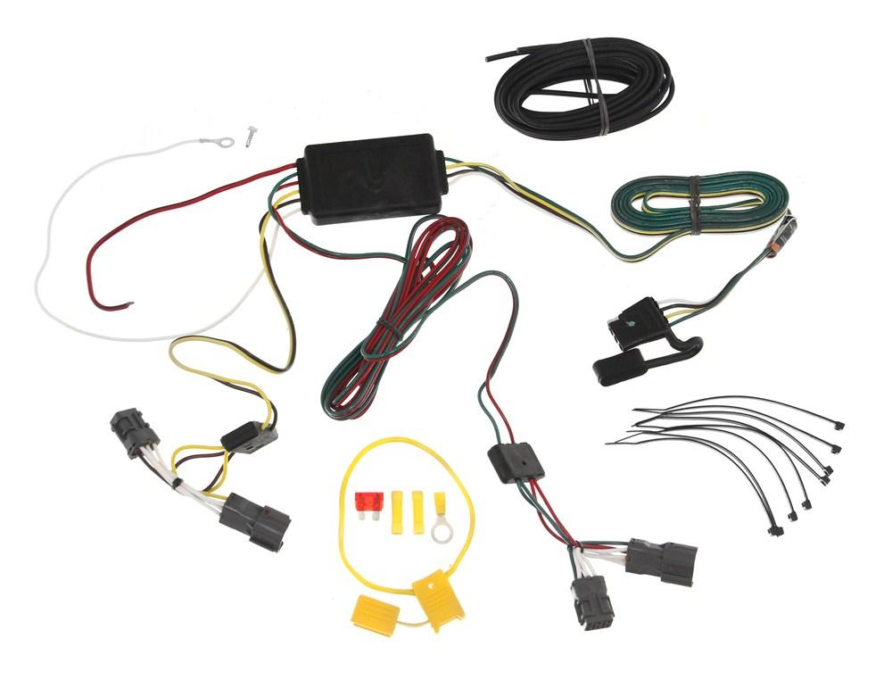 custom fit vehicle wiring for 2012 kia sedona tow ready 7 Pin Trailer Wiring Harness Silverado Trailer Wiring Harness