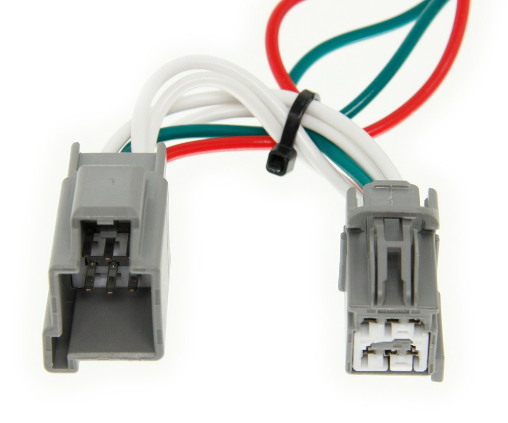 Custom fit vehicle wiring for volvo xc tow ready