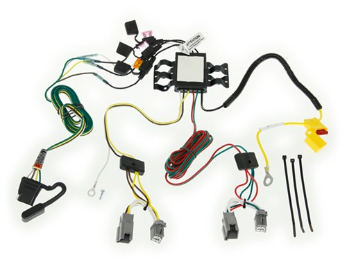 Custom Fit Vehicle Wiring Tow Ready 118411
