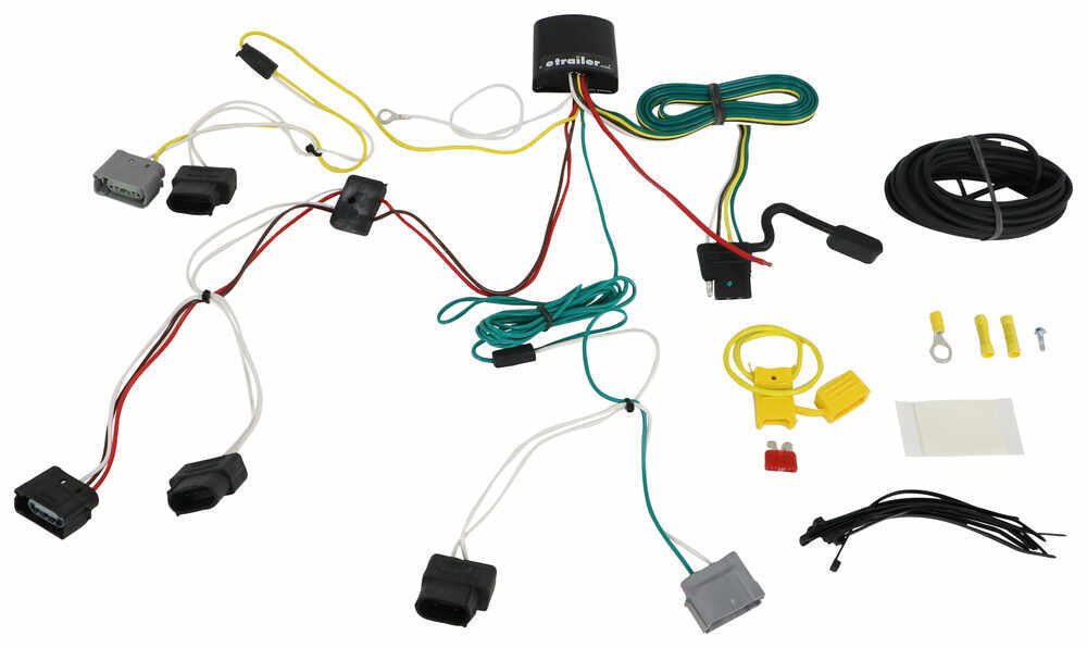 vehicle to vehicle taillight converter tow ready
