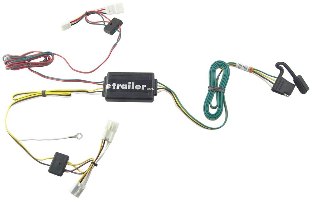 tow ready custom fit vehicle wiring for hyundai sonata 2011 118433