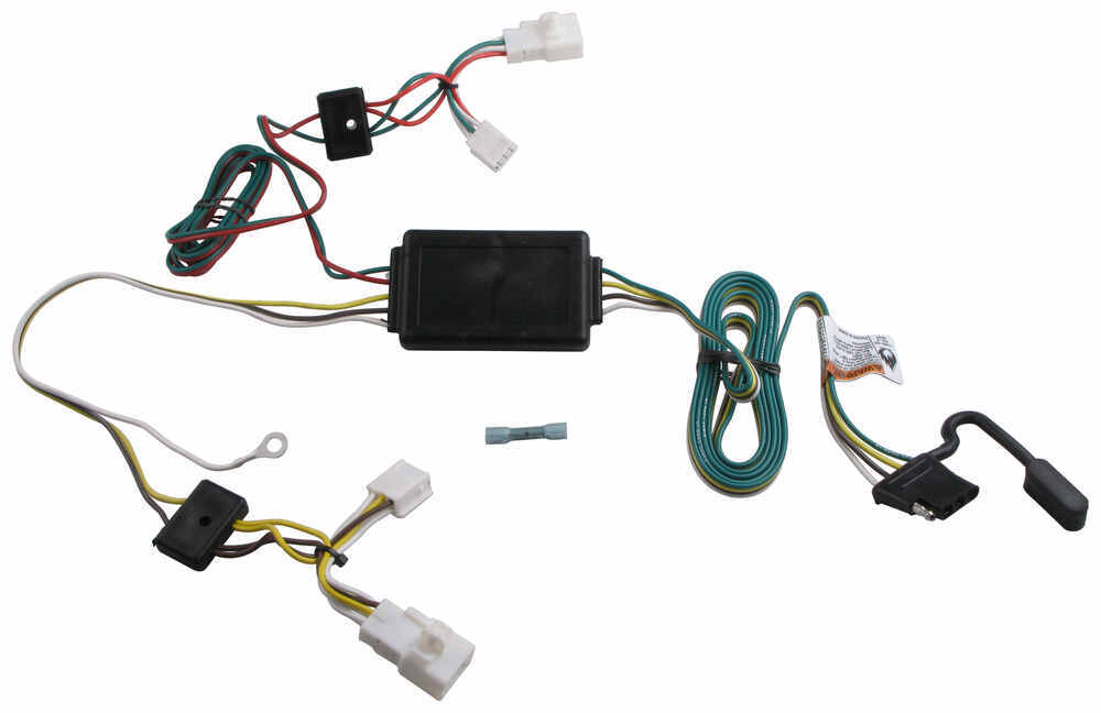 tow ready custom fit vehicle wiring for scion tc 0 118484