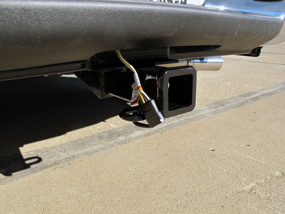tow ready custom fit vehicle wiring for toyota tacoma 0 118496