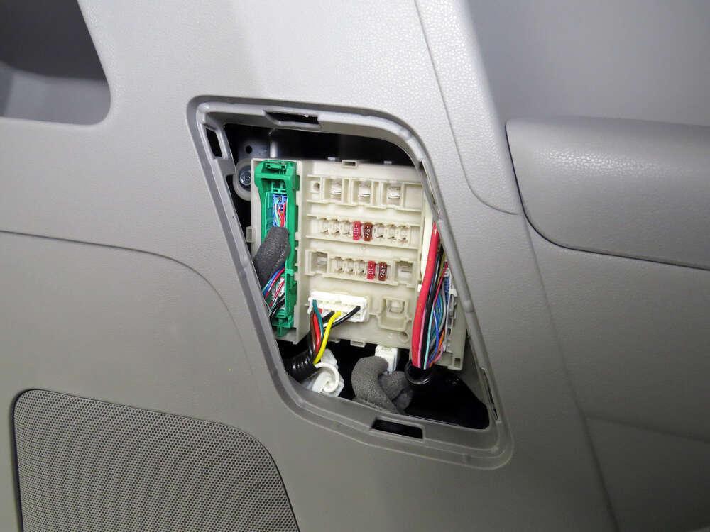 Install Trailer Wiring Harness Honda Odyssey : Honda odyssey wiring harness trailer