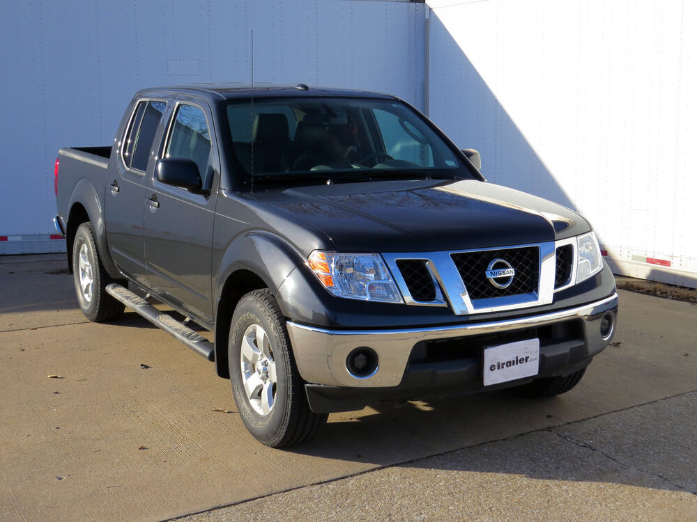 tow ready custom fit vehicle wiring for nissan frontier. Black Bedroom Furniture Sets. Home Design Ideas