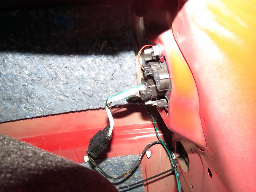 Trailer Wiring Harness Vw Jetta : Trailer wiring harness installation volkswagen jetta