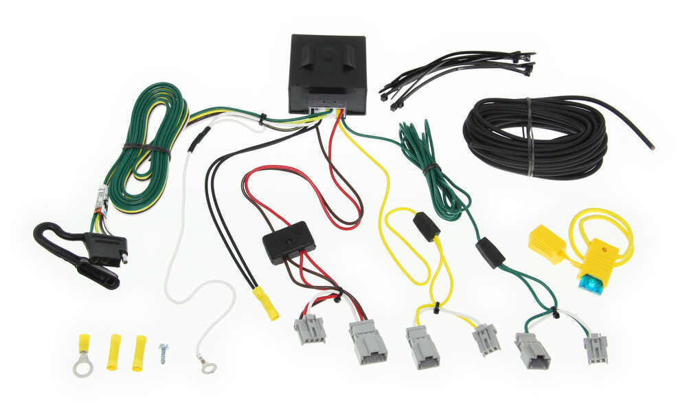 tow ready custom fit vehicle wiring for mazda cx 5 2014 118563