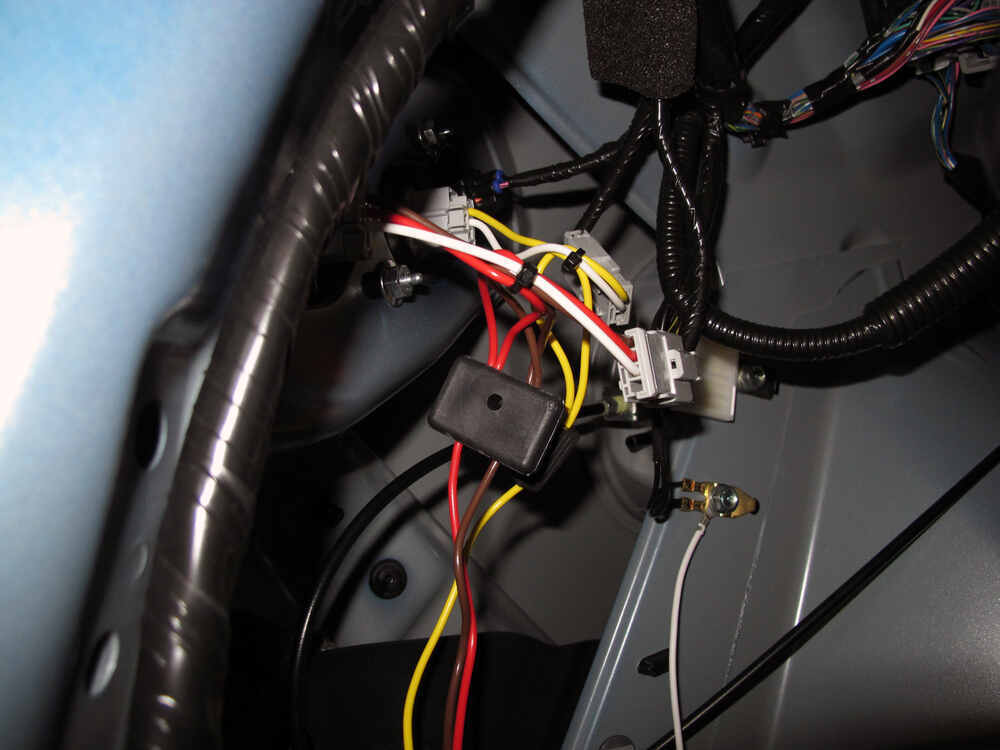 Custom Fit Vehicle Wiring By Tow Ready For 2013 Cx-5