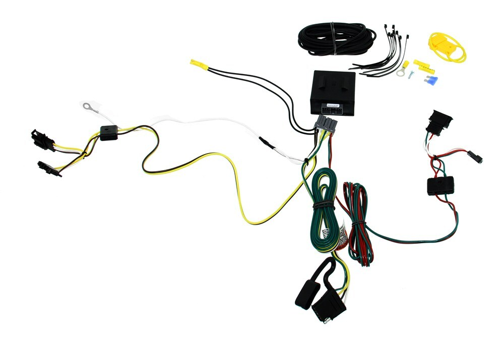 Trailer Wiring Harness Vw Jetta : Custom fit vehicle wiring by tow ready for jetta