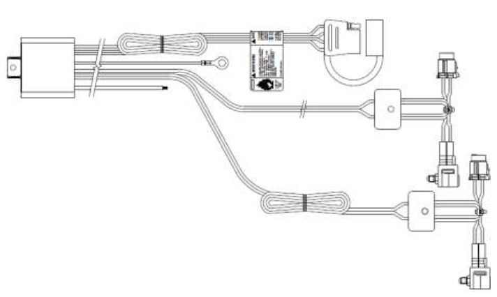 Custom Fit Vehicle Wiring By Tow Ready For 2013 Impreza