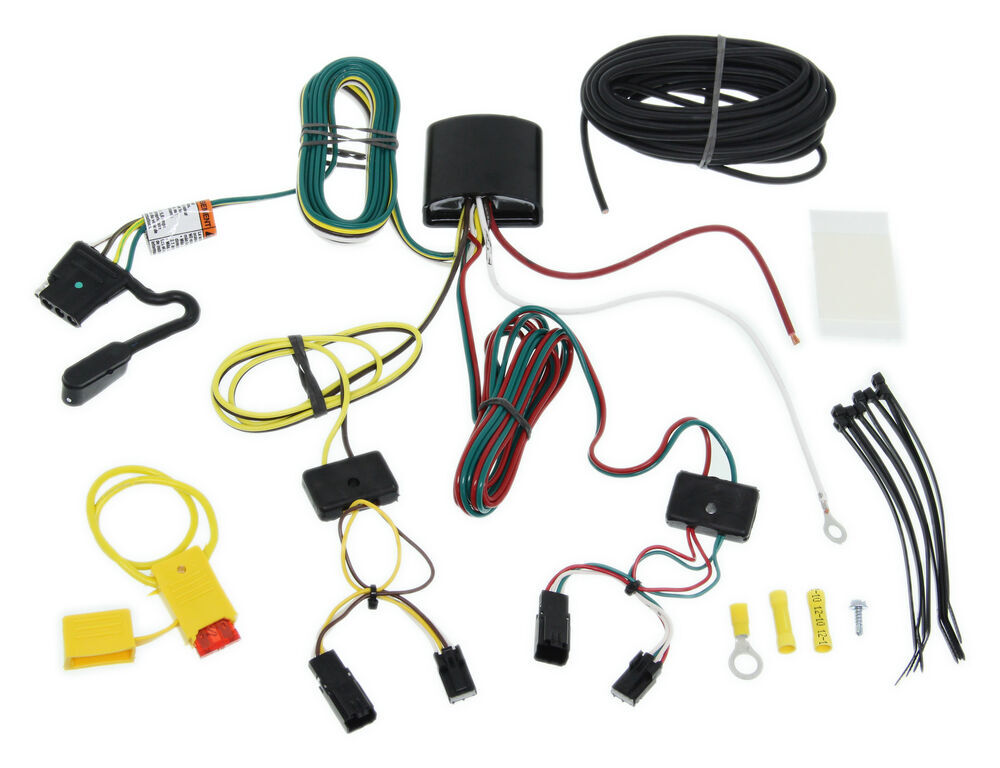 custom fit vehicle wiring by tow ready for 2013 malibu. Black Bedroom Furniture Sets. Home Design Ideas