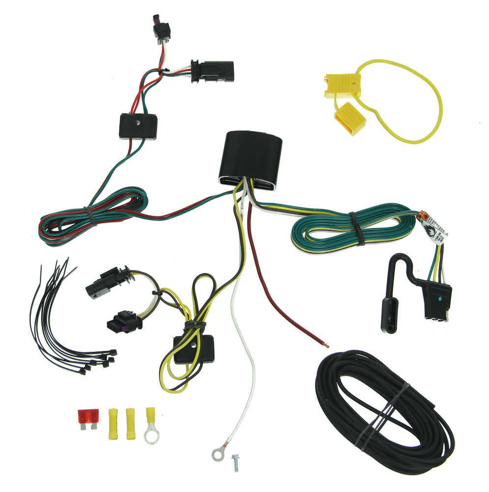 2012 Chevy Traverse Trailer Wiring Control Diagram Chevrolet Get Harness For