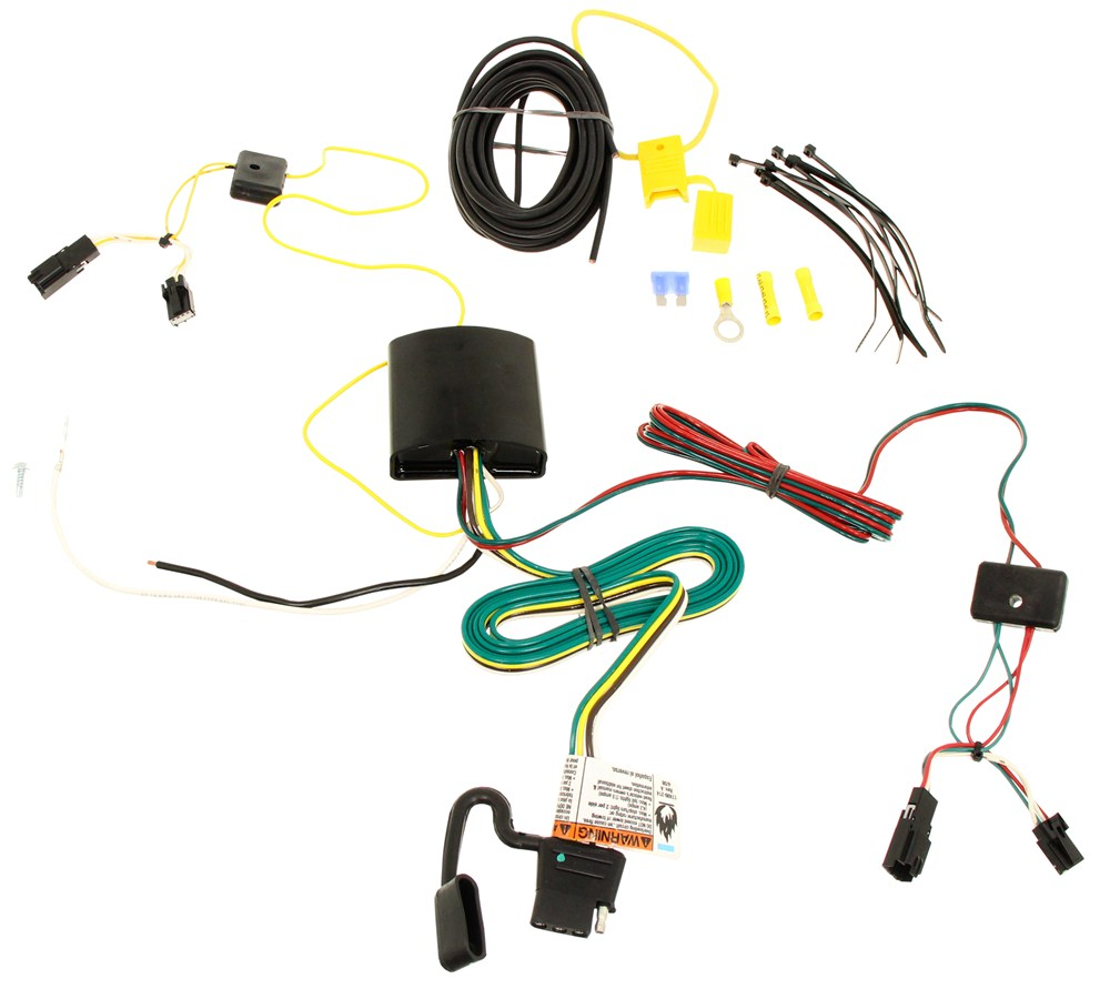 Vehicle Wiring Diagram For Trailer Schematic Diagrams How To Wire A 4 Pole Flat U2022 7
