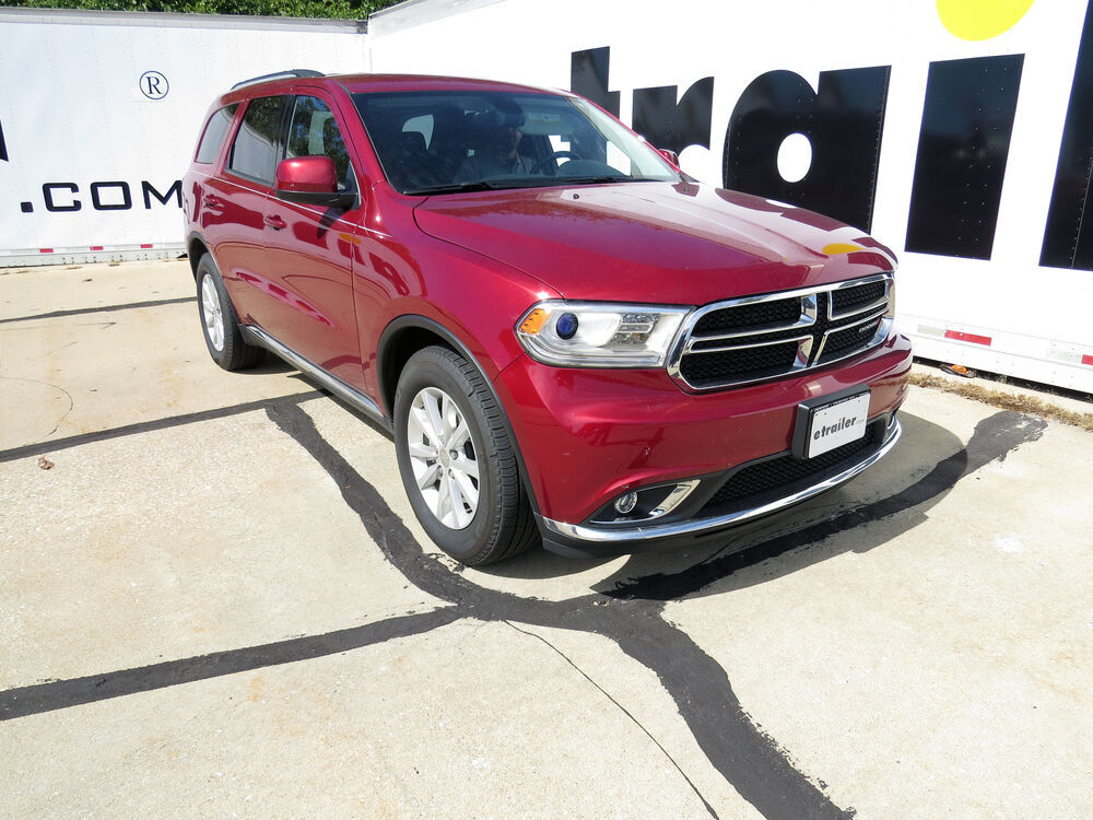 tow ready custom fit vehicle wiring for dodge durango 2014 118617. Black Bedroom Furniture Sets. Home Design Ideas