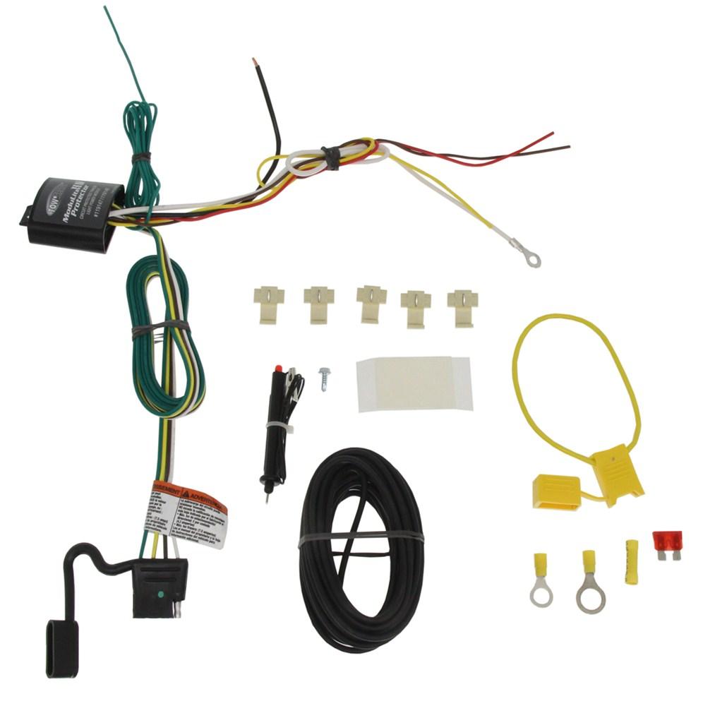 tow ready wiring for toyota rav4 2014 - 119147kit toyota rav4 trailer wiring diagram 2008 toyota tacoma trailer wiring diagram