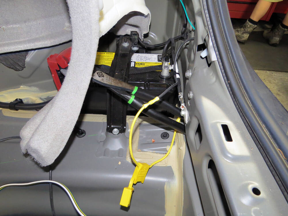 tow ready wiring for saab 9 3 2001 119147kit