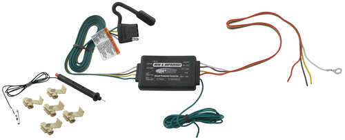 2010 Ford Explorer Custom Fit Vehicle Wiring,Wiring Draw-Tite 119175KIT