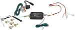 Upgraded Circuit Protected Taillight Converter Hardwire Kit with 4 Pole End (Includes Testers)