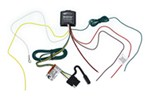 Upgraded Modulite Circuit Protected Vehicle Wiring Harness with 4 Pole Trailer Connector